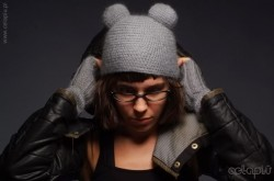 Клевая шапка. Хочу такую же, но мужскую. Найдено на просторах Интернета.